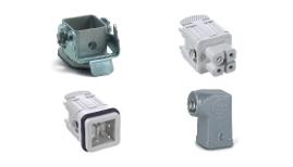 矩形工业连接器