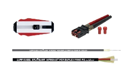 聚合物光缆