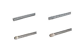 金属电缆保护软管系统